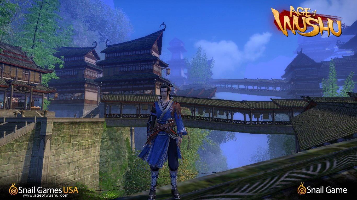 Age of Wushu Screenshot 4