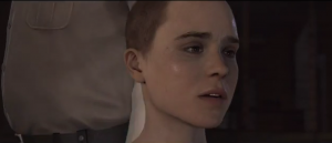 Beyond: Two Souls. Screenshot from PS3 trailer. Image credit: Forbes.com