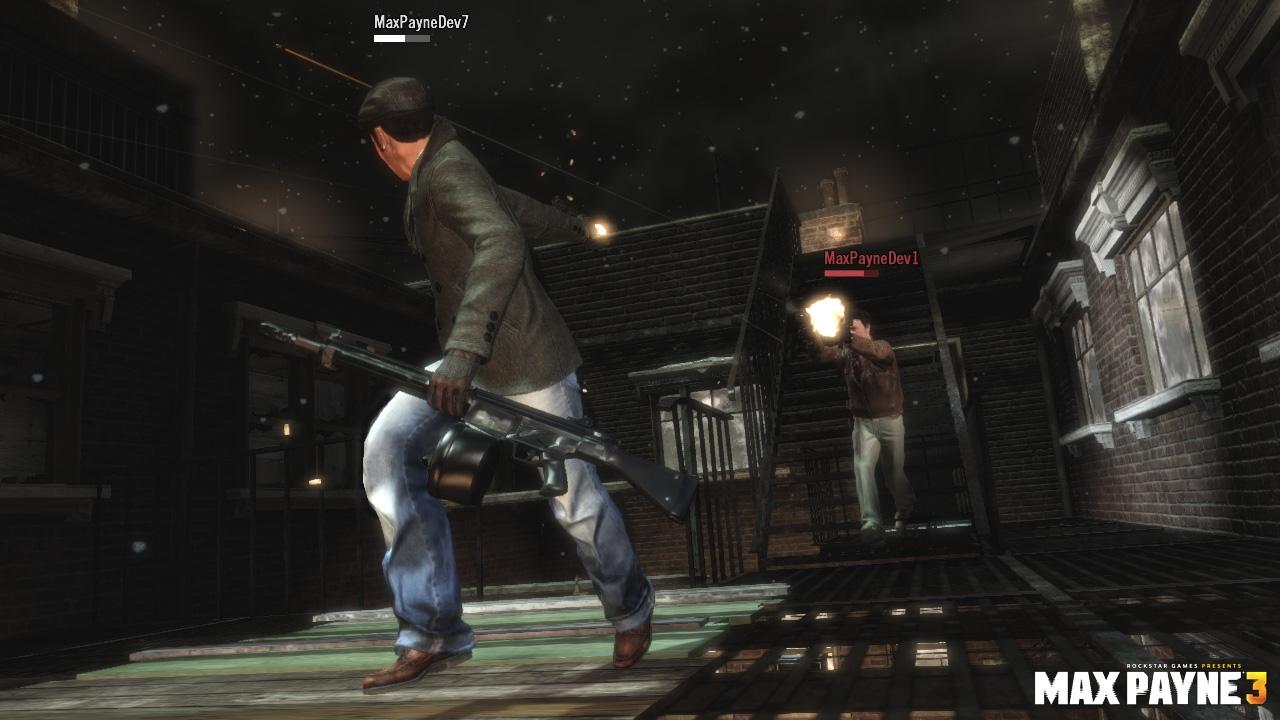 Max Payne 3: Disorganized Crime DLC Screenshot