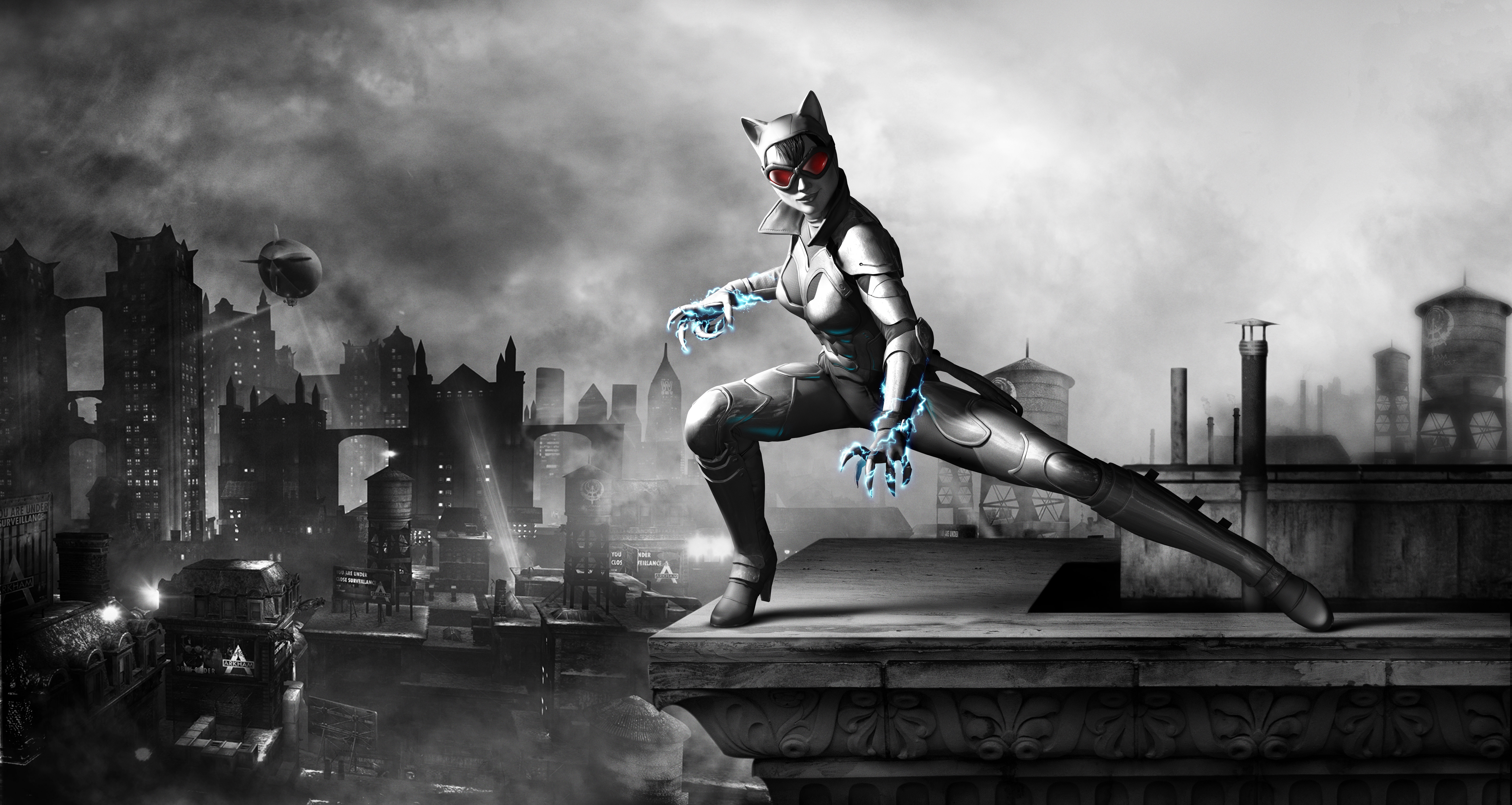 Catwoman - Armored Edition