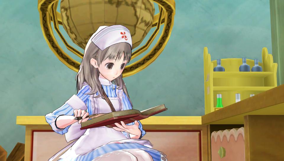 Atelier Totori Plus 21