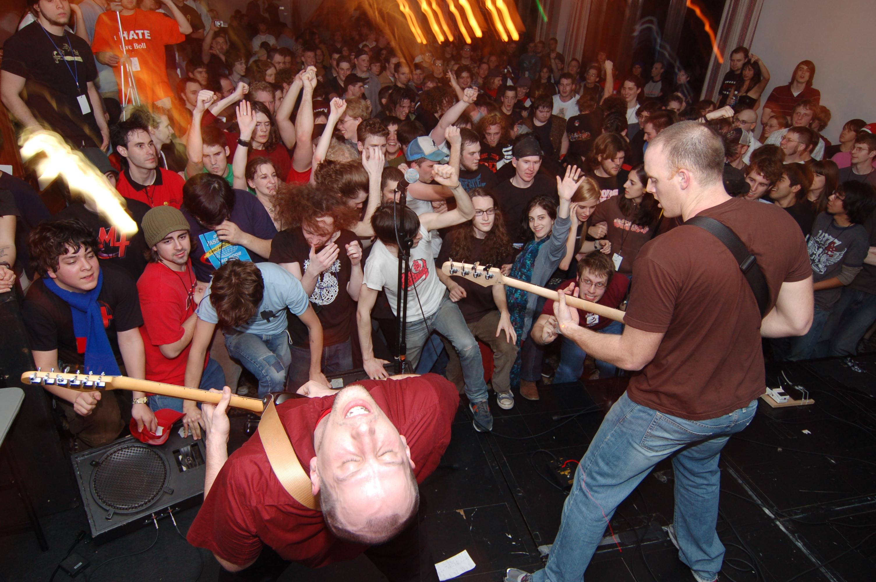 Concerts (Minibosses)