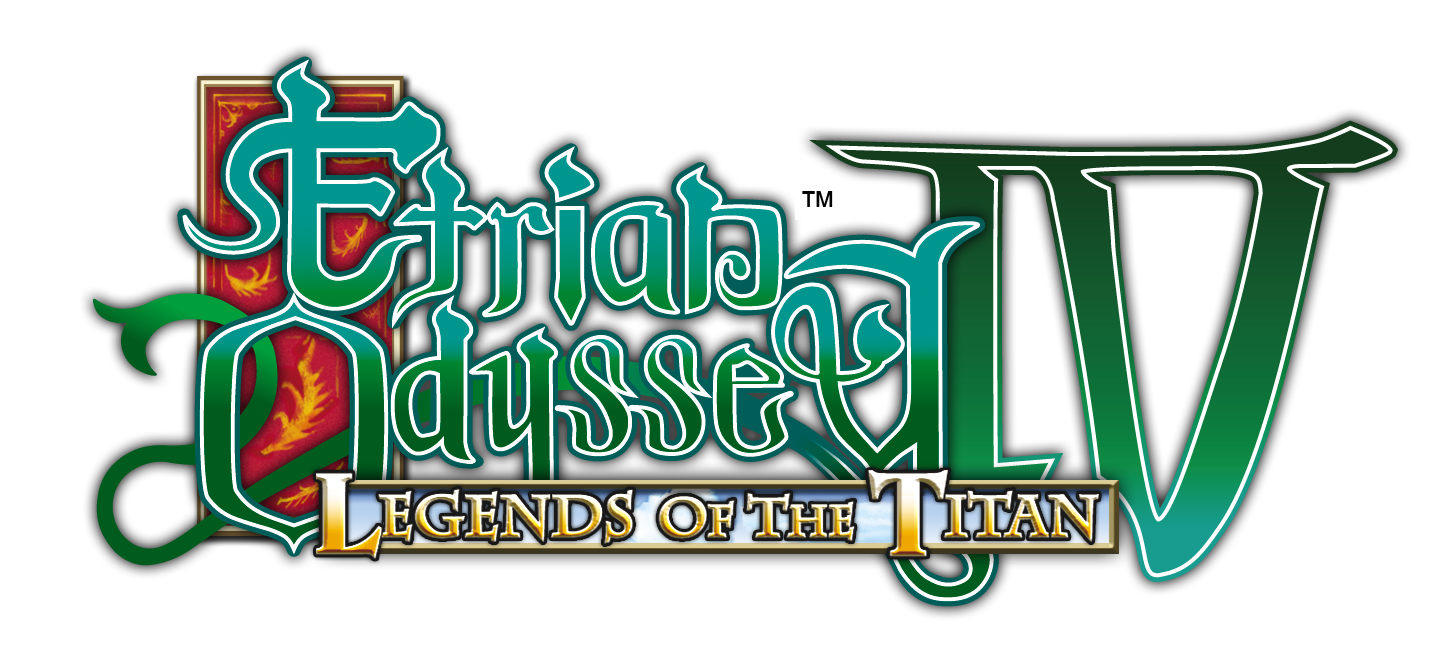 Etrian Odyssey 4 Legend of the Titan