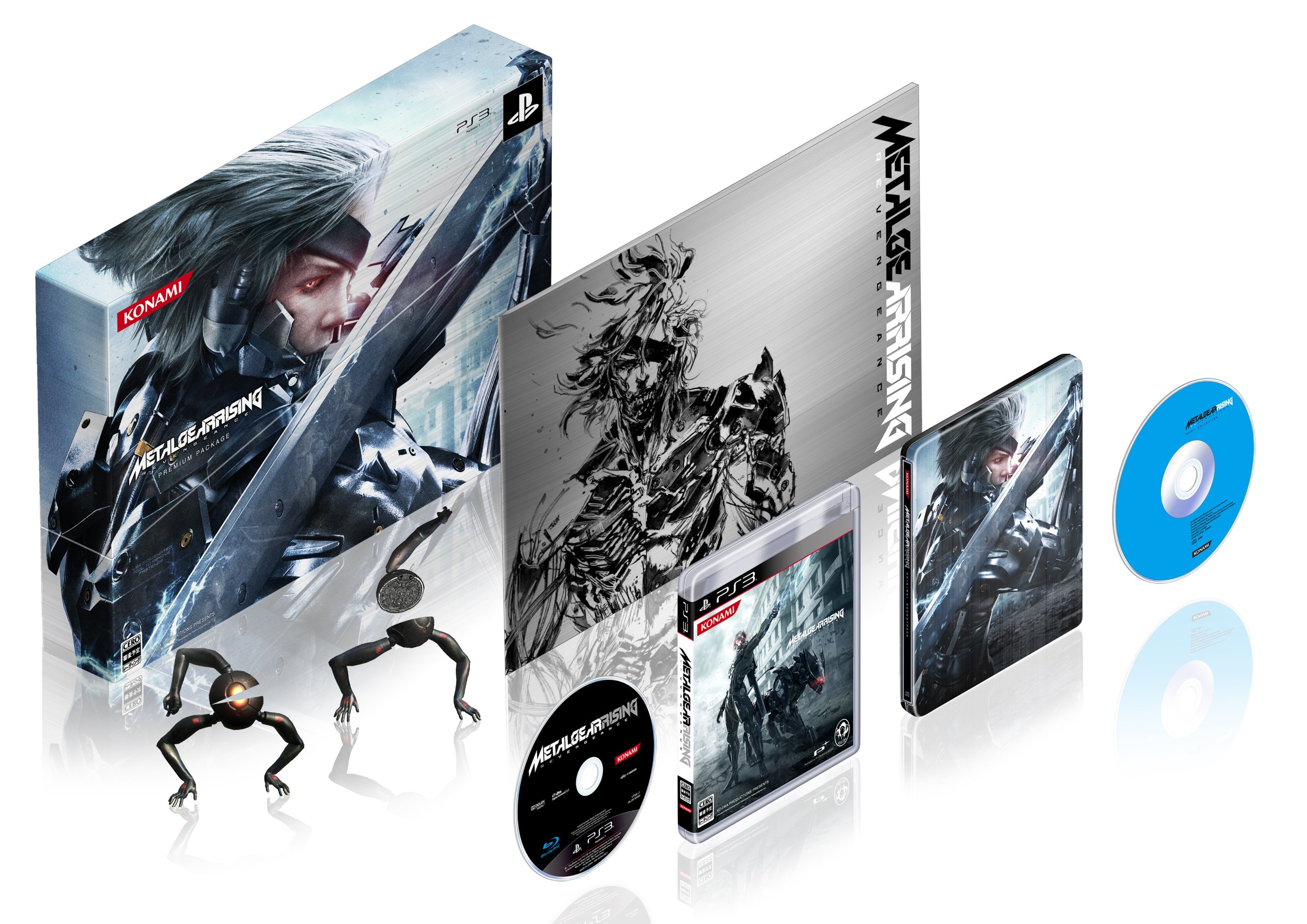 Metal Gear Rising Revengence Special Edition 2