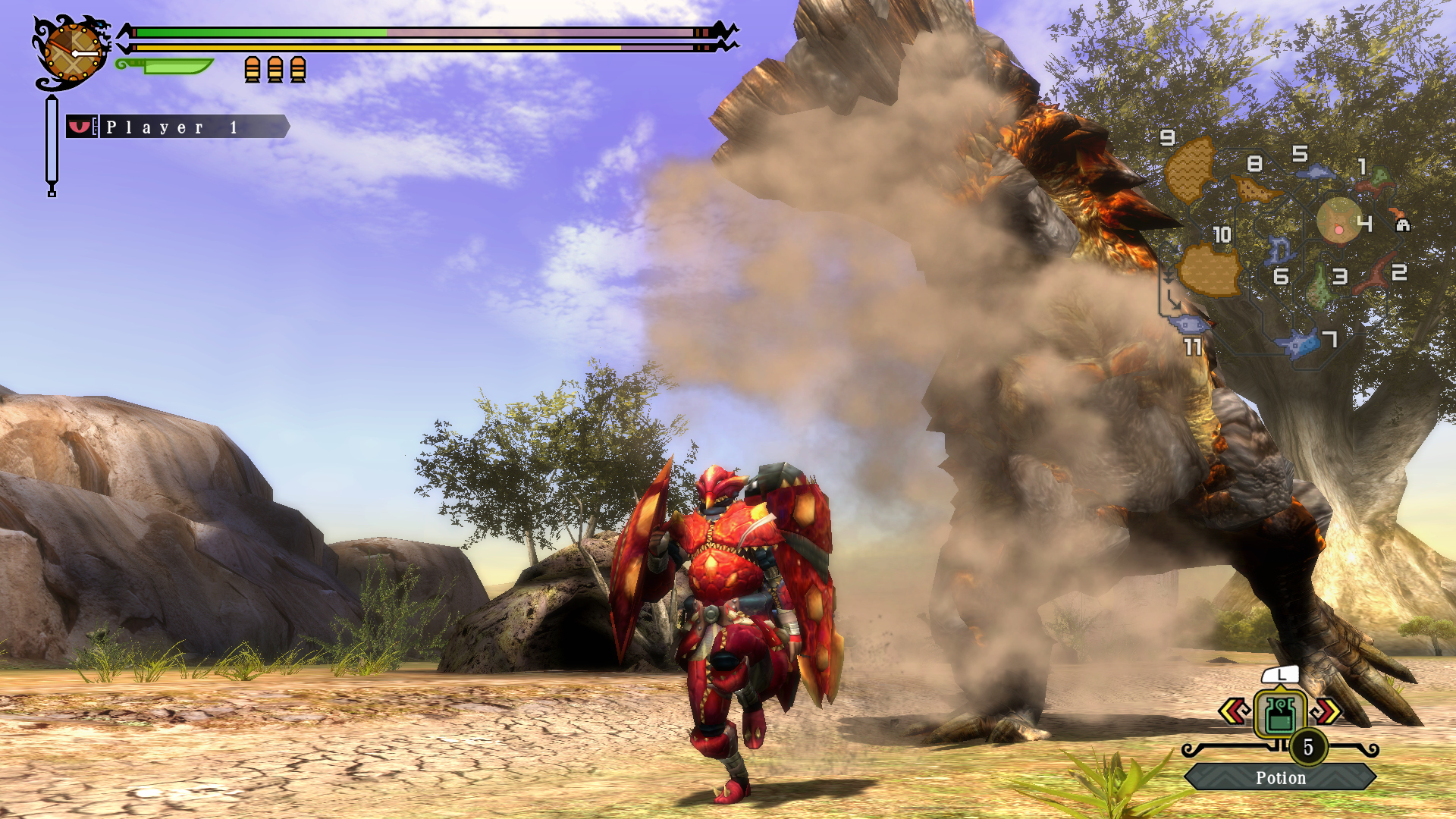 Monster Hunter 3 Ultimate 11