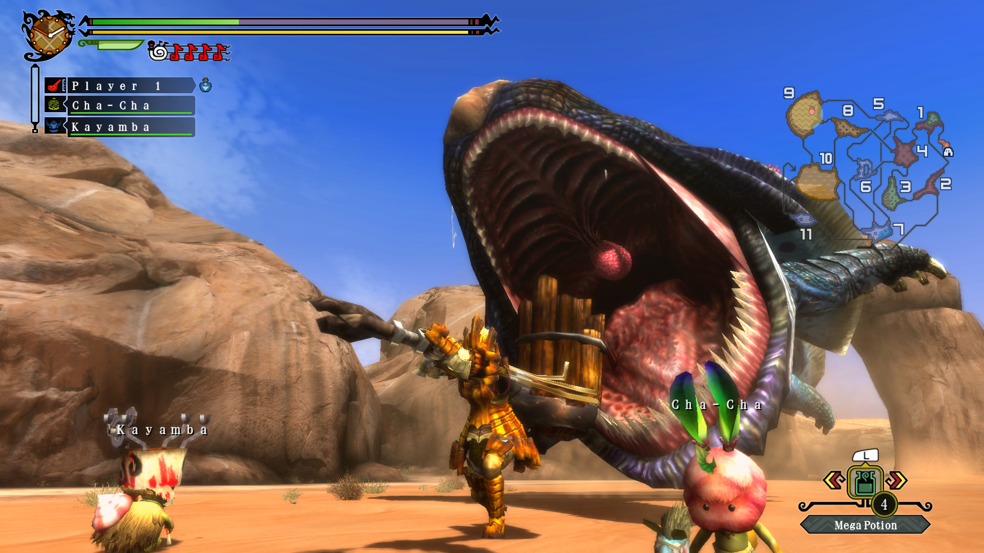 Monster Hunter 3 Ultimate 14