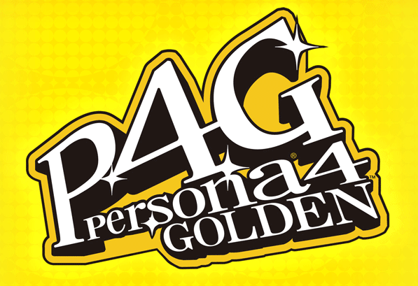 Persona 4 Golden logo