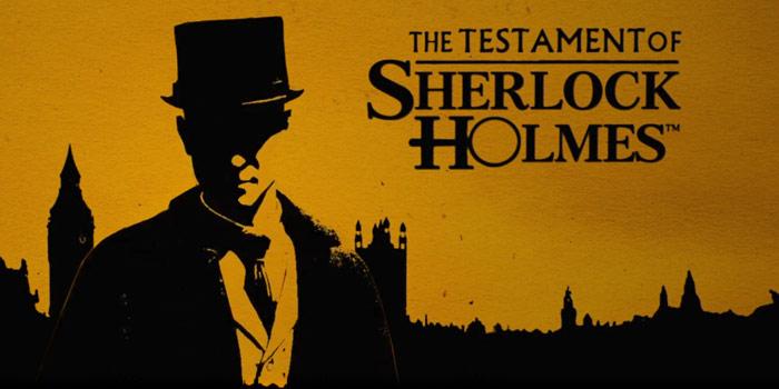 SherlockHolmesTestament