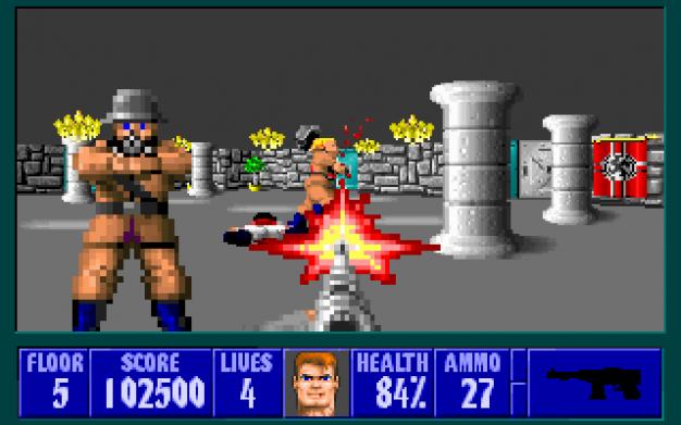 Wolfenstein3d-4