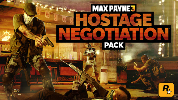 Max Payne 3: Hostage Negotation