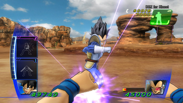 Dragon Ball Z Kinect Edition