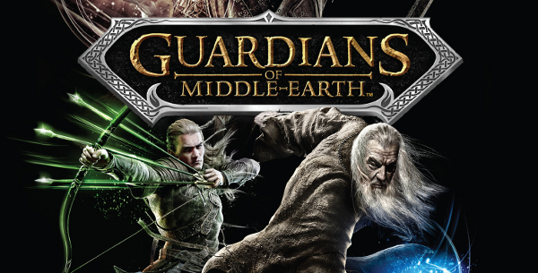 Guardians of Middle-earth Key Art