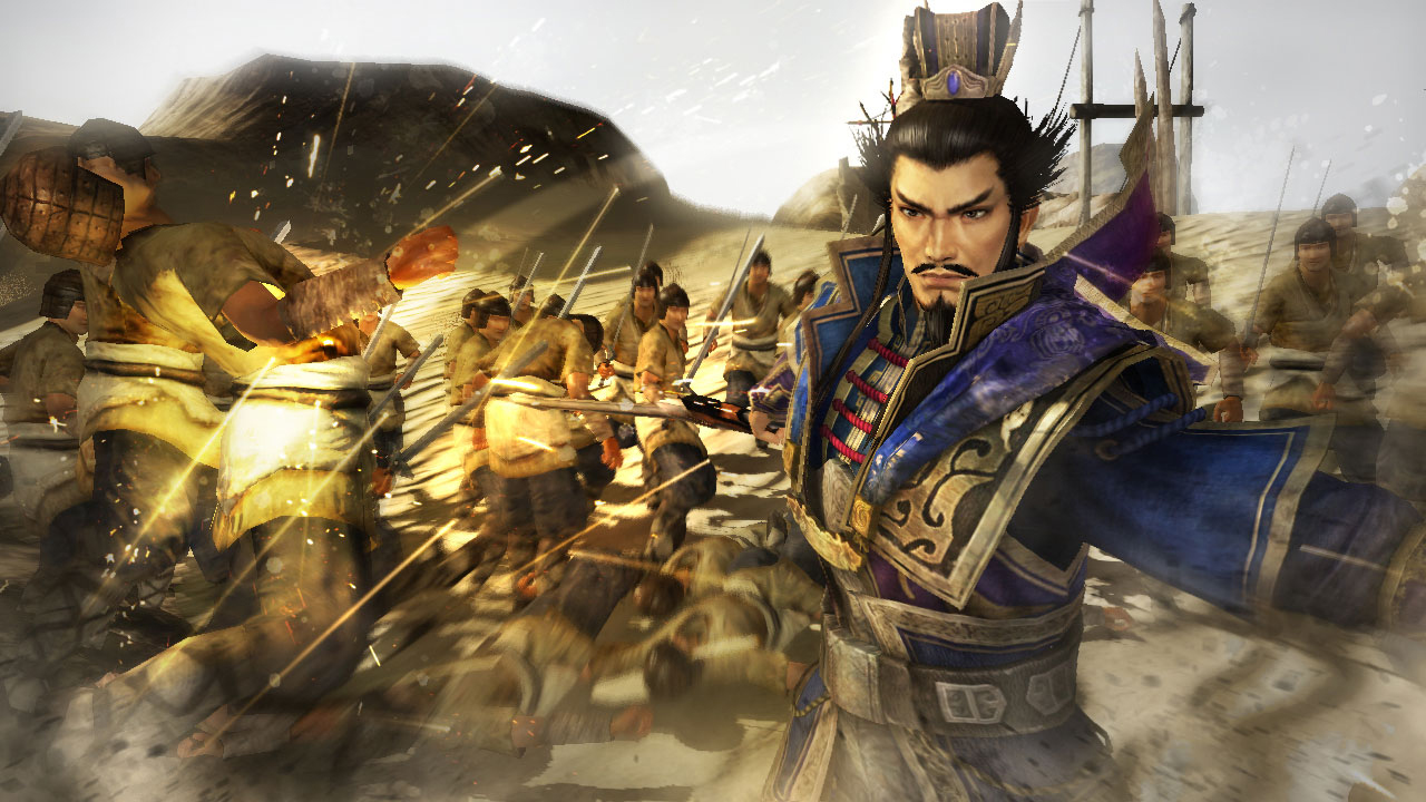 Dynasty Warriors 8 35