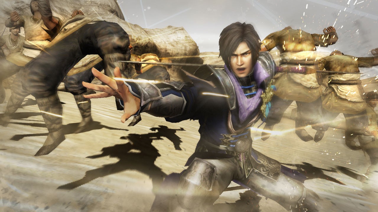 Dynasty Warriors 8 50