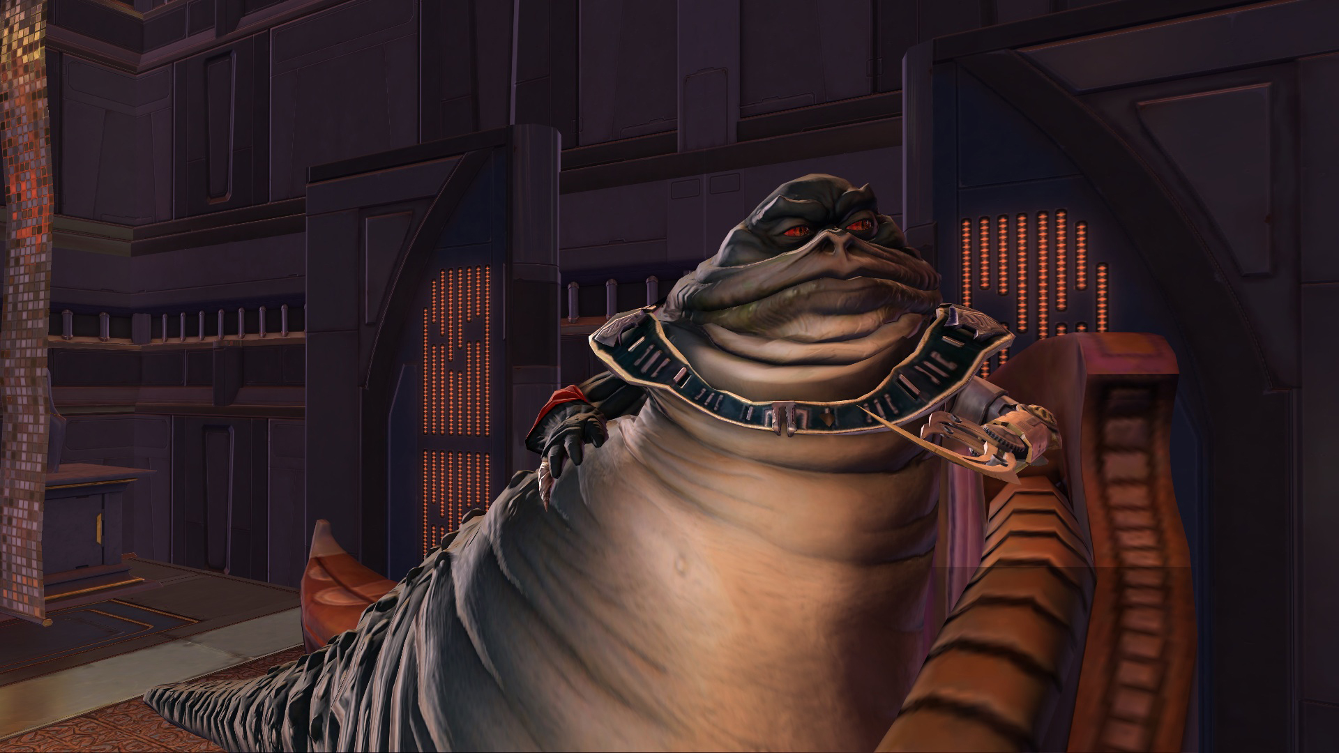 Star Wars: The Old Republic Rise of the Hutt Cartel