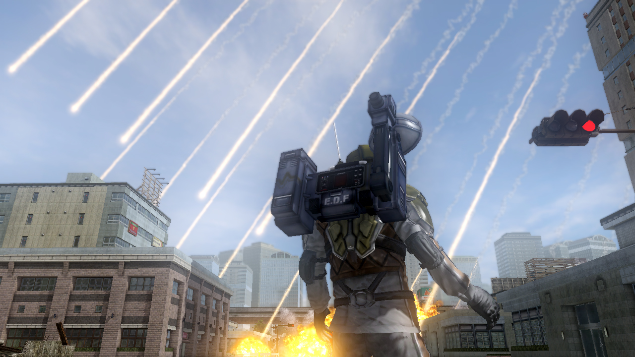 Earth Defense Force 4