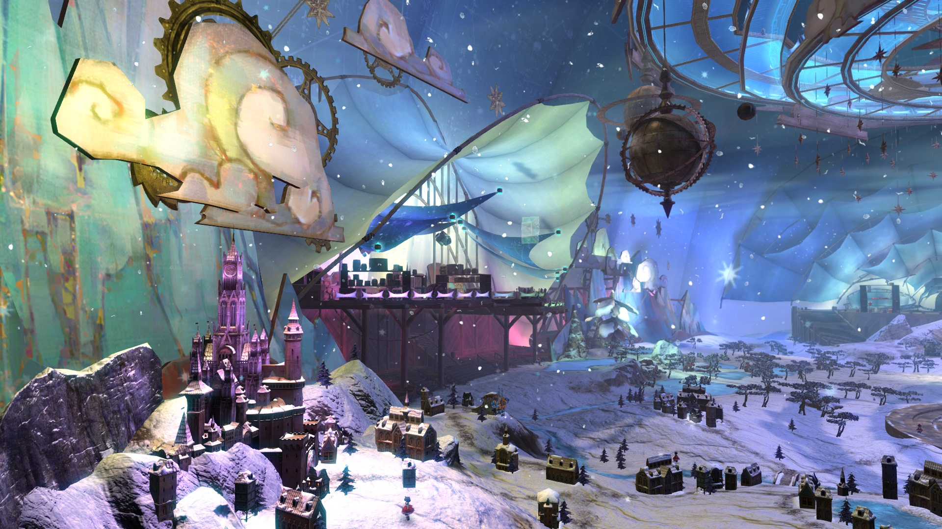 GW2 Wintersday Workshop