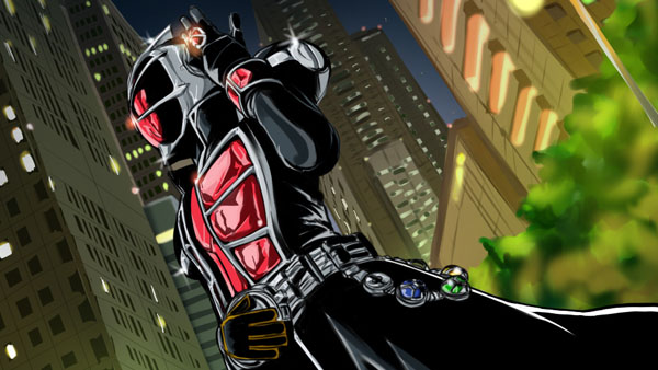 Kamen Rider: Battleride War