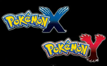 Pokemon XY Logos