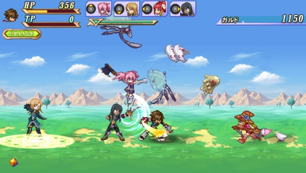 Tales of Hearts R: Infinite Evolve