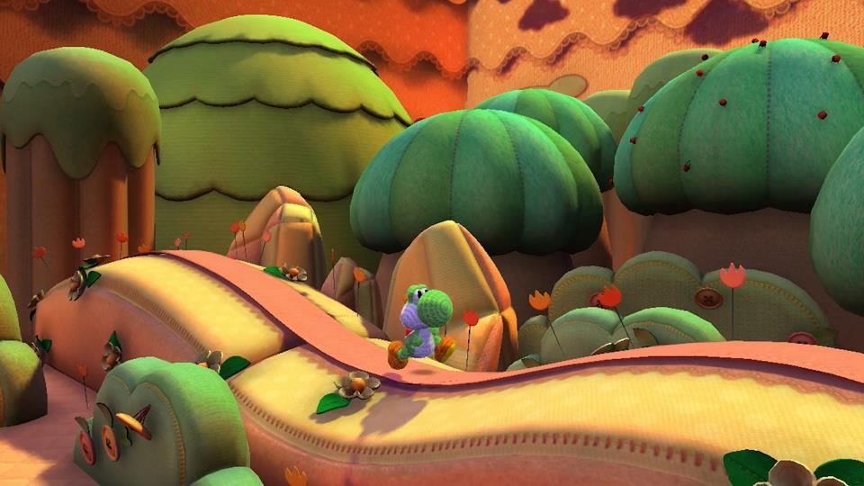 Wii U Yoshi 3