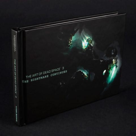 Dead Space 3 Artbook