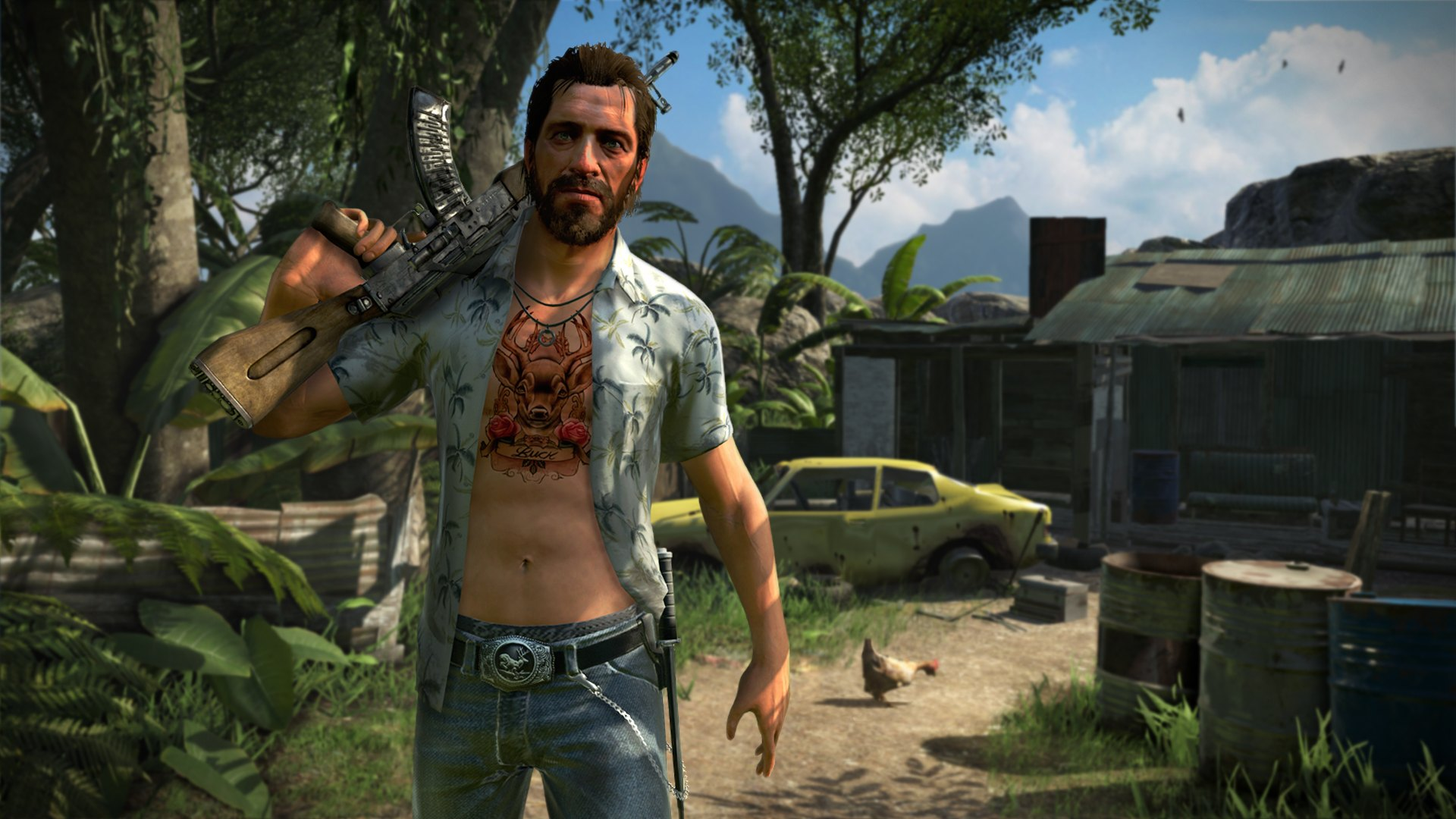 Far Cry 3 Review Buck Housetcm2174634 That Videogame Blog