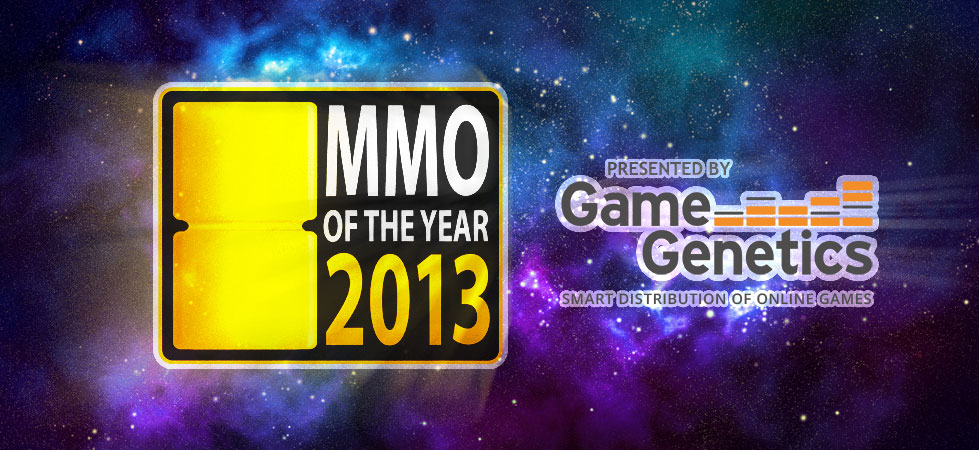 MMO of the Year 2013