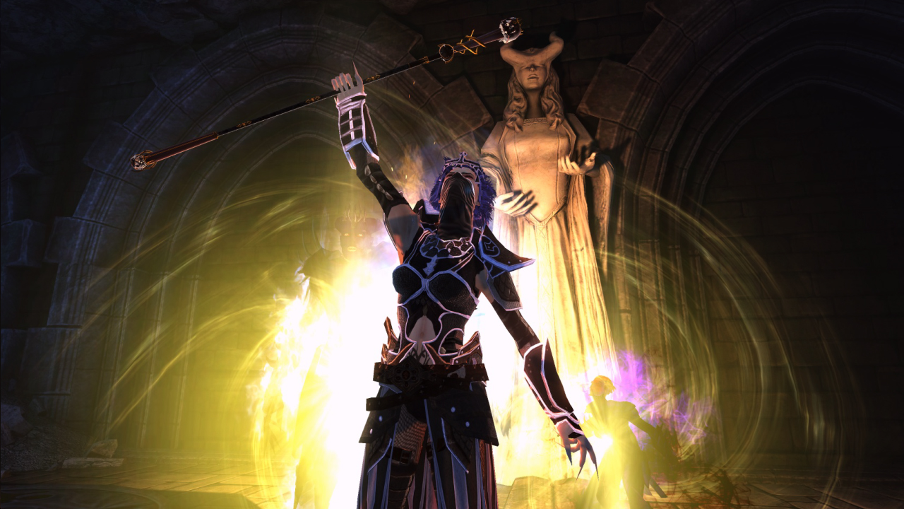 Neverwinter character customization