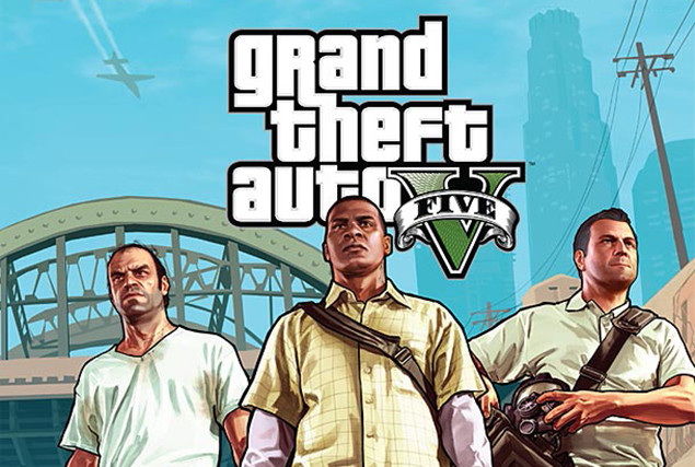 New Grand Theft Auto V Trailers!