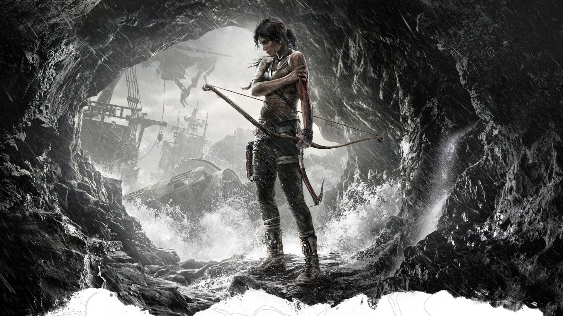 Tomb Raider 2013 Wallpaper: That VideoGame Blog