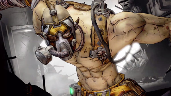 Borderlands 2 Psycho Pack now available