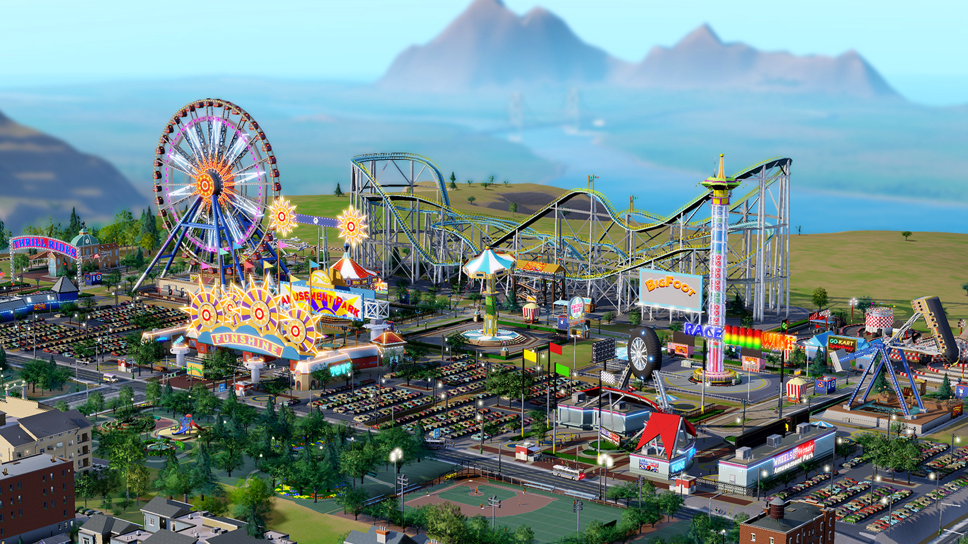 SimCity Amusement