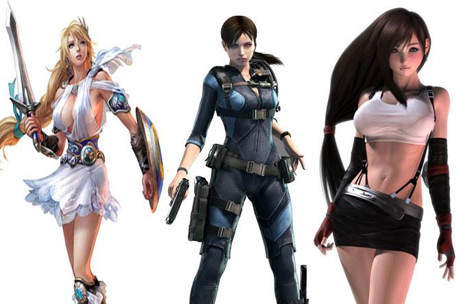 femalevideogamechar.