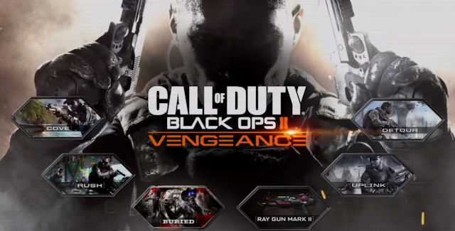 BO2-Vengeance PS3 Announcment / Courtest of Google Images