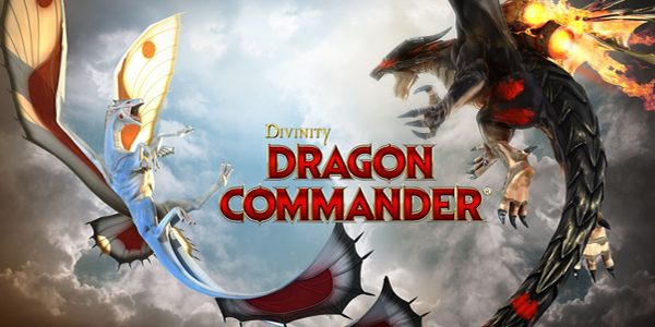 Divinity Dragon Commander logo