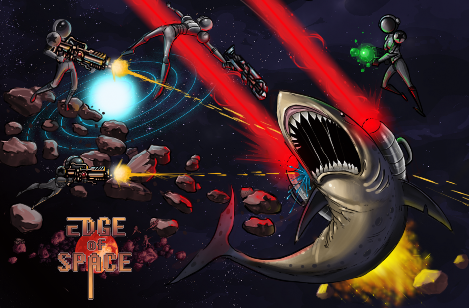 Edge of Space - Sharks