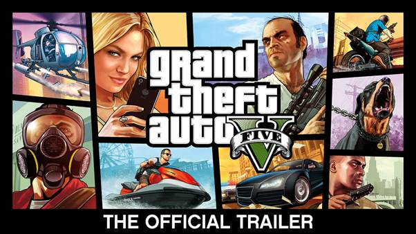 GTAV Official Trailer