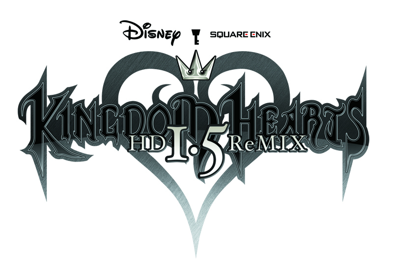 Kingdom Hearts 1.5 Logo