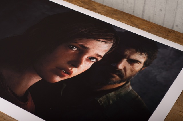 Last of Us Art 1