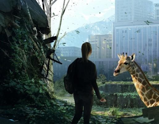 Last of Us Art 3