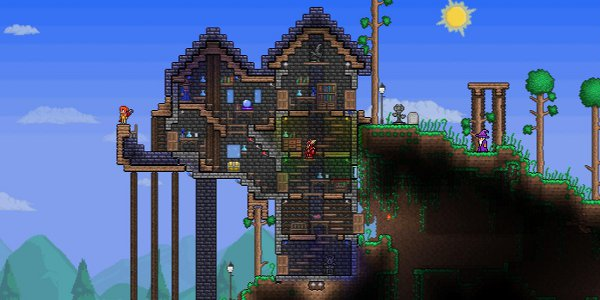 Terraria now available on Android devices