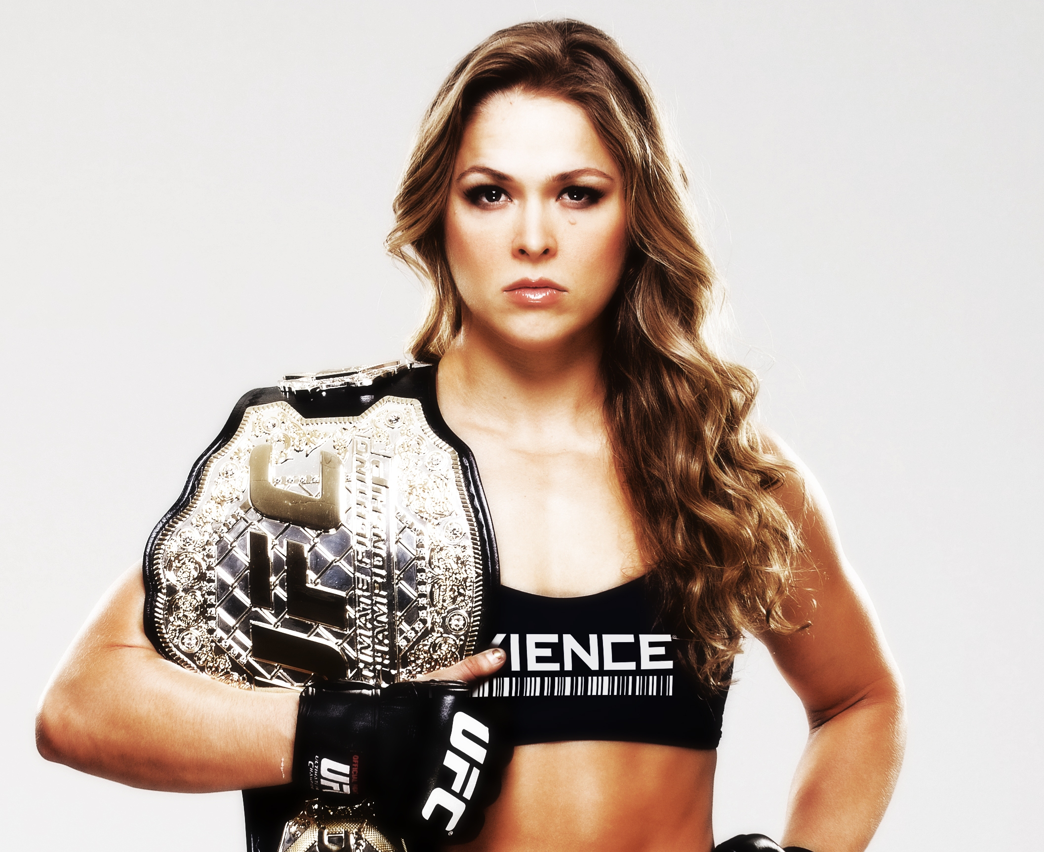 XYIENCE-Rousey UFC