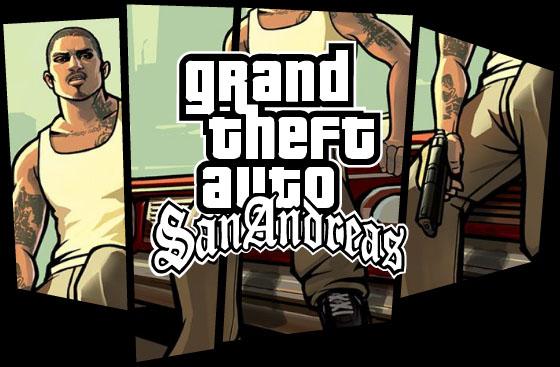 San Andreas Logo