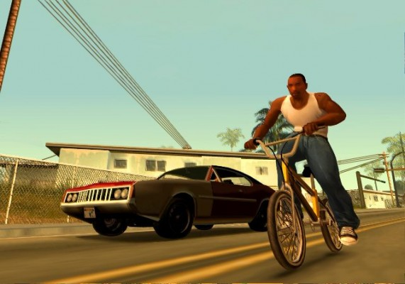 GTA San Andreas goes mobile in December! - That VideoGame Blog
