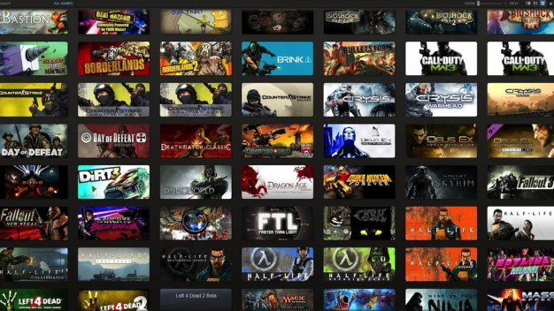 top free games on steam 2013
