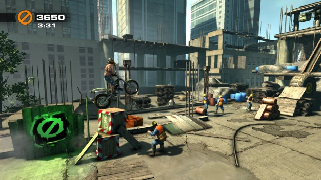 Urban Trial Freestyle on Vita free for PS Plus members tomorrow