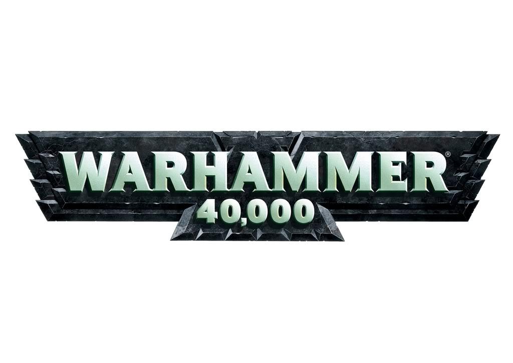 Warhammer40,000 logo