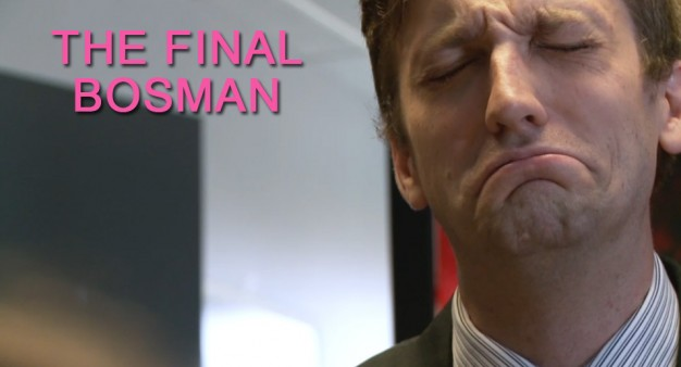 The Final Bosman (image courtesy of GameTrailers.com)