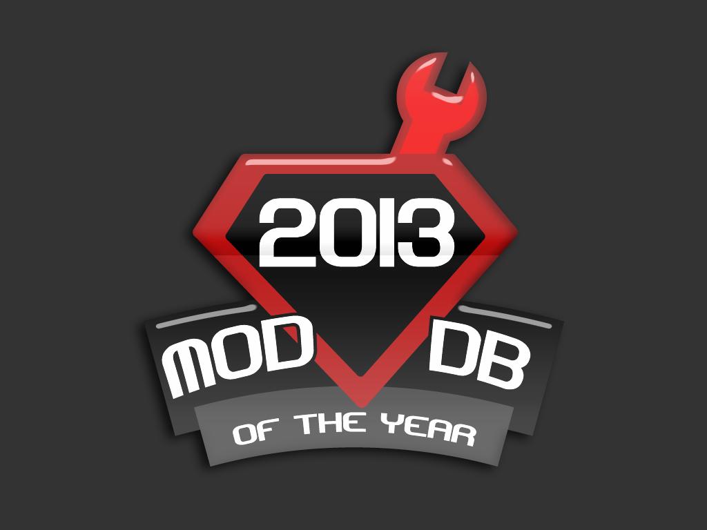 ModDB MotY 2013